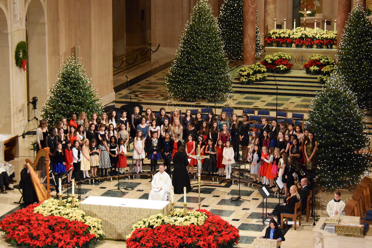 SR Christmas at the Basilica 2013