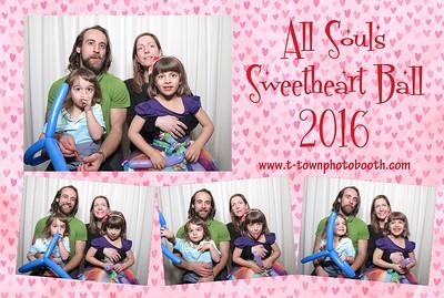 Sweetheart Ball 2016