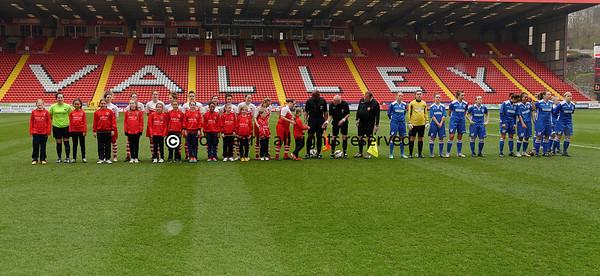 Charlton Athletic CLFC     2-0   Cardiff City