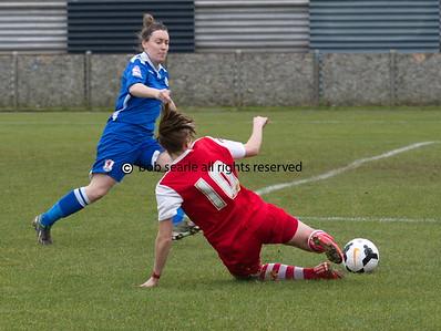 Charlton Athletic Ladies V Cardiff City Sunday Jan 31st 2016