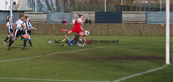Charlton Athletic  V Newcastle United 7th Feb 2016