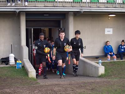 Charlton Athletic WFC   V  Cardiff City  Jan 11th 2015
