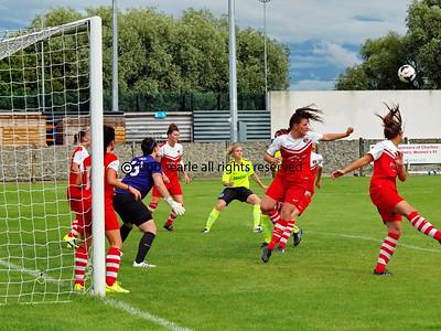 Charlton  LFC V Brighton Ladies Aug 23 2015
