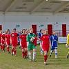 Gillingham Ladies Football  V MK Dons 10 April 2016