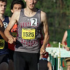 Westford Academy senior Jason Dolan competes in the mile during the All State Meet at Elliot Field Athletic Complex at Fitchburg State University on Saturday, June 2, 2018. SENTINEL & ENTERPRISE/JOHN LOVE