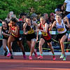 Start of the girls 800 during the All State Meet at Elliot Field Athletic Complex at Fitchburg State University on Saturday, June 2, 2018. SENTINEL & ENTERPRISE/JOHN LOVE