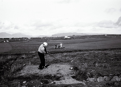 Læknar í golfi