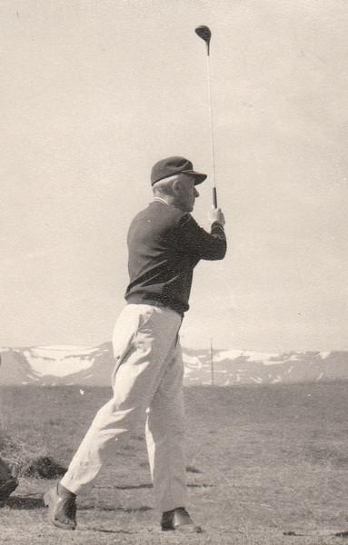 Hólmgeir Guðmundsson GS.