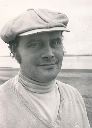 Júlíus R. Júlíusson.  Mynd: Óskar Sæmundsson.