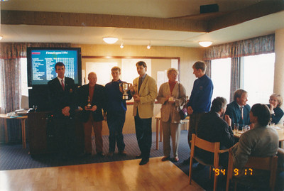 Firmakeppni GR 1994