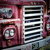Ophir Creek fire truck that is still in use