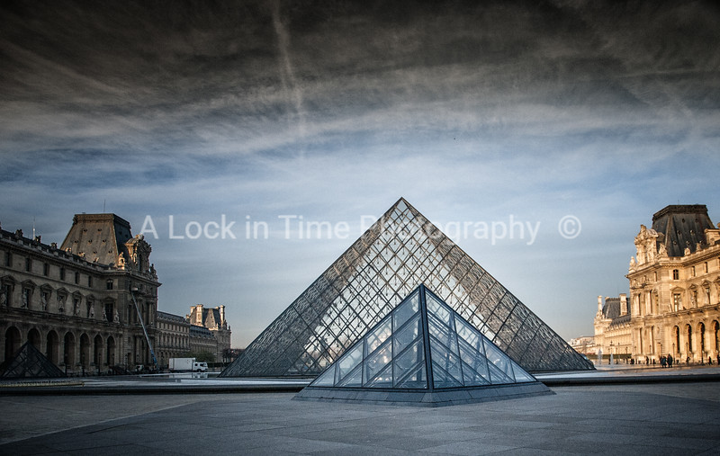 louvre dome