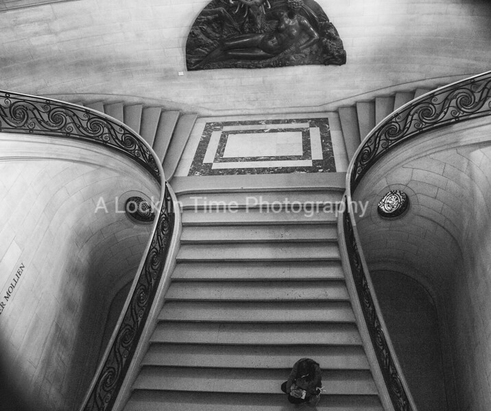 stairway louvre