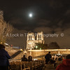 Norte Dame with moon