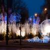 Champs-Élysées decorations