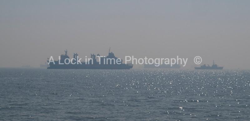 Arabian sea smog