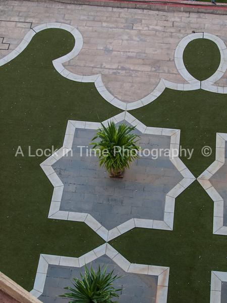 Tajmahol roof