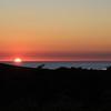 dawn over the coral sea