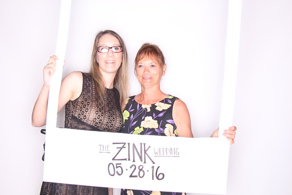 Ally and Robert Zink Wedding