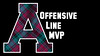 Offensive Line MVP