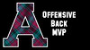 Hines Offensive Back MVP