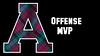 Offense MVP Tyler Watters