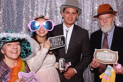 Alma & Pablo's Wedding pics