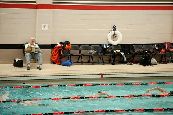 Alma High School Swim Team 2012-2013
