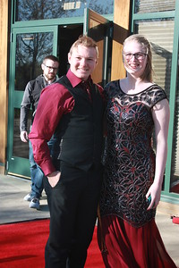 Photos from the 2017 Alma High School prom