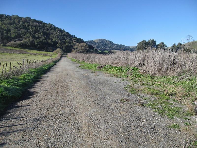 de Anza Trail 1:18:2011 5