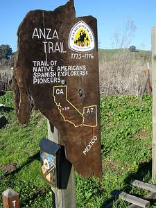 de Anza Trail 1:18:2011 2
