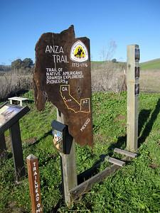 de Anza Trail 1:18:2011 1