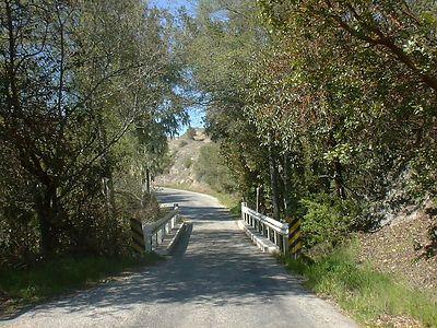 Robinson Canyon Rd 8