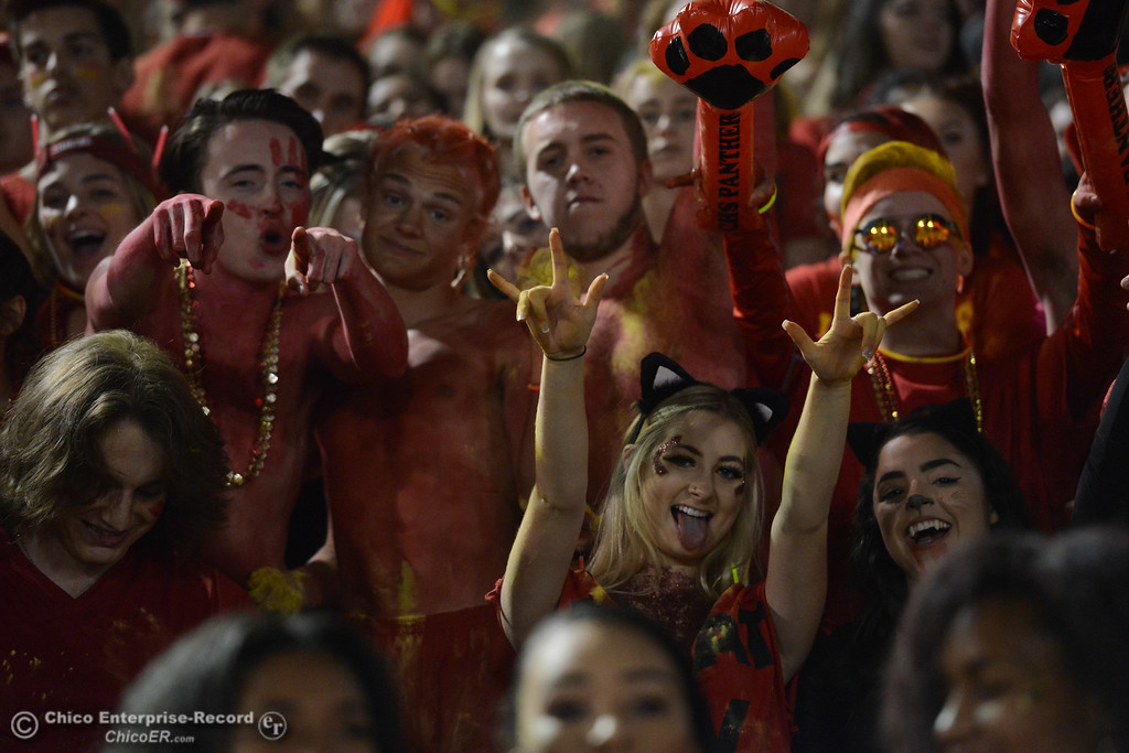 . The Almond Bowl on Friday, Oct. 21, 2016, at University Stadium in Chico, California.