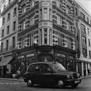 London Taxi London Corner