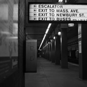 Exit to Boston