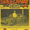 Speedway News - May 3, 1980<br /> Front Cover