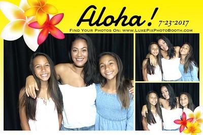 Aloha Oye! 2017.07.23