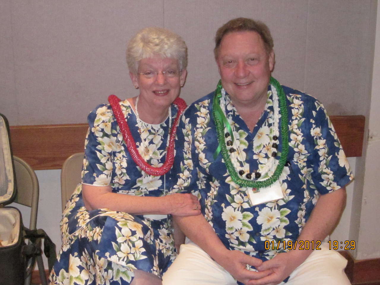 festival cuers: Larry and Susan Sperry
