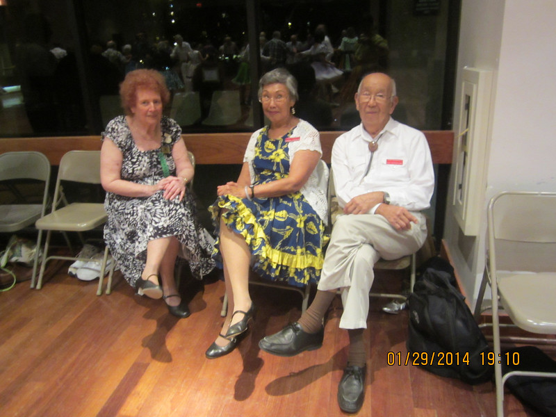 Patricia - Mom Barbara - Dad Isamu