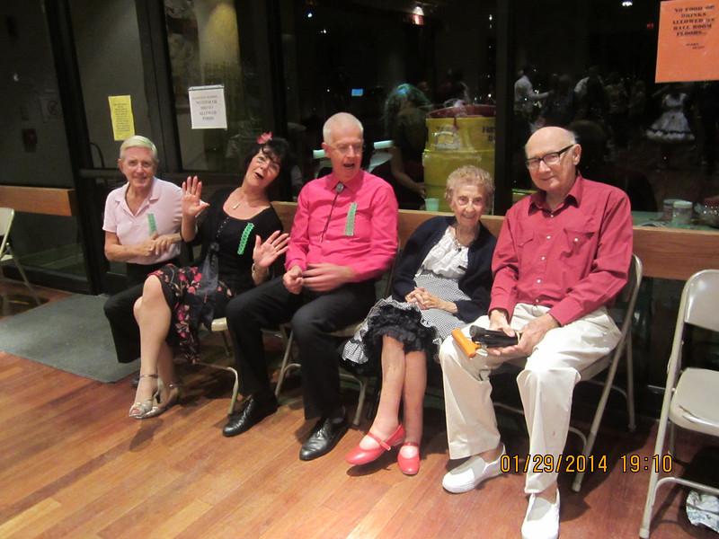 David - Judy & Herb (Australia)- Bebe - Todd