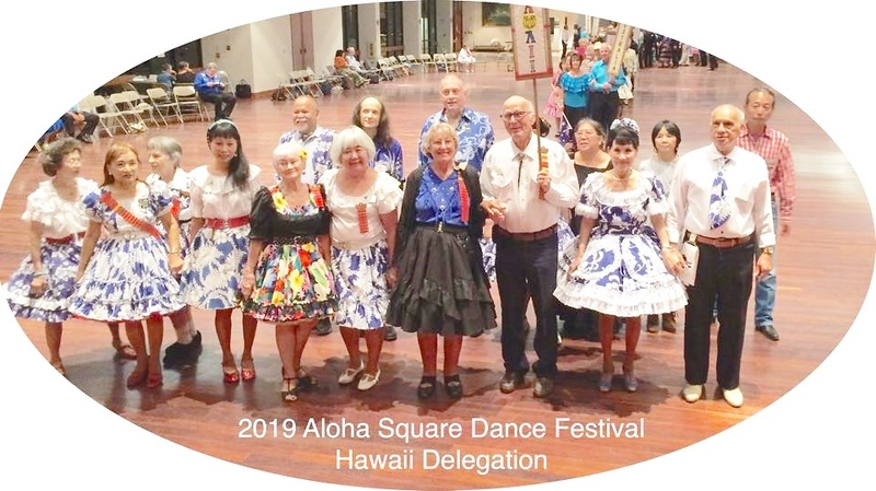 We are the helper for 2019 Aloha Festival