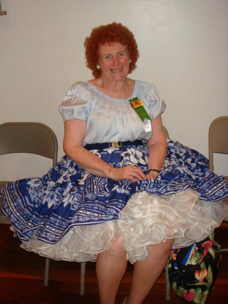 cuer from Australia,  Patricia