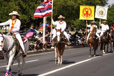 Aloha Week Parade  5340