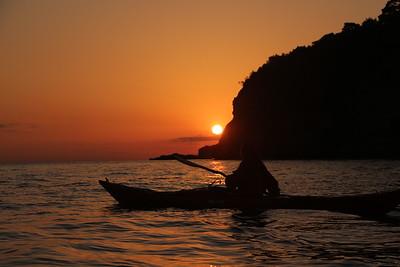 Alonaki Sunset
