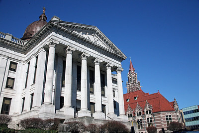 The Passaic County Court House