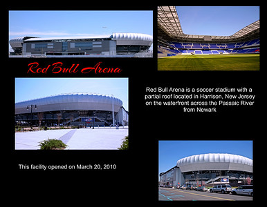 Red Bull Arena in Harrison, New Jersey