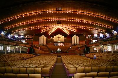 The Ocean Grove Great Auditorium