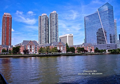 Avalon Cove  in Jersey City