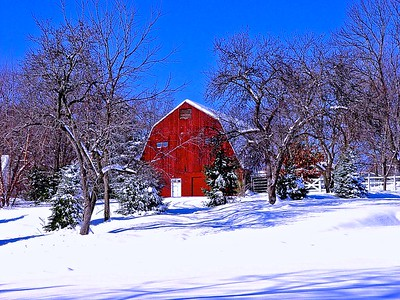 Barn in Morris County